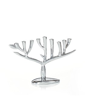 Nambé - Nambé Tree of Life Menorah