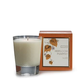 Illume - Illume Heirloom Pumpkin Large Glass Candle, 9.5 oz.