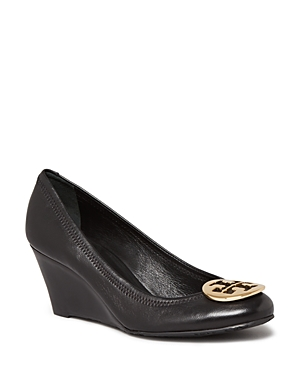Tory Burch Wedge Pumps - Sally Mestico