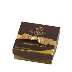 Godiva® 4 Piece Signature Truffles Gift Box - Bloomingdale's_0