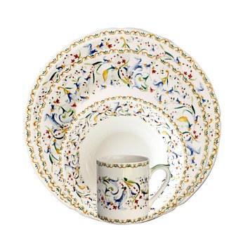 $Gien France Toscana Ceramic Dinnerware - Bloomingdaleu0027s  sc 1 st  Bloomingdaleu0027s & Gien France Toscana Ceramic Dinnerware | Bloomingdaleu0027s