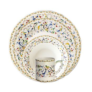 Gien France - Toscana 4-Piece Place Setting