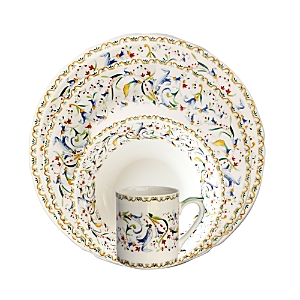 Gien France Toscana 4-Piece Place Setting