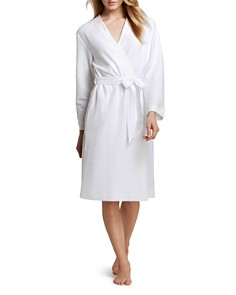 Hanro Cotton Piqué Robe - Bloomingdale's_0
