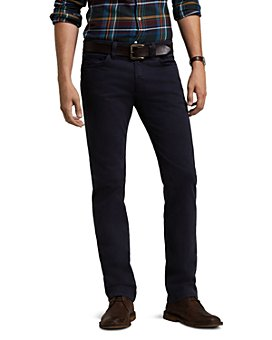J Brand - Kane Slim Straight Fit Jeans in Auburn