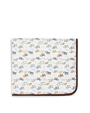 Little Me Infant Boys' Cute Puppy Blanket