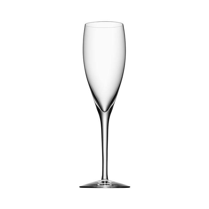 Orrefors - Orrefors More Champagne Glass, Set of 4