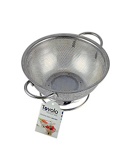 Tovolo - Stainless Steel Large Perforated Colander