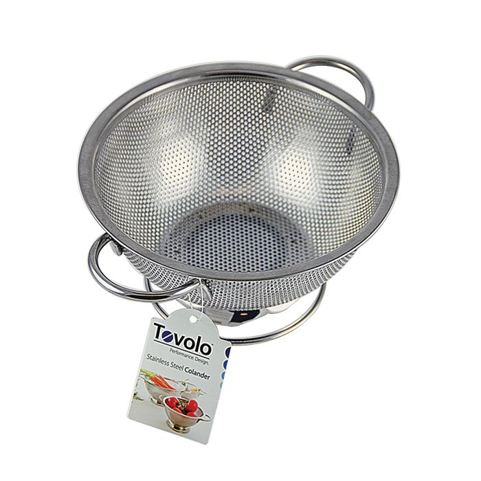 Tovolo - Stainless Steel Medium Perforated Colander
