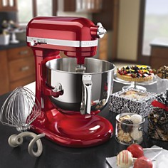 KitchenAid - Pro Line 7-Quart Bowl Lift Stand Mixer #KSM7586P