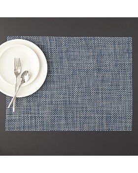 "Chilewich - Basketweave Rectangular Placemat, 14"" x 19"""
