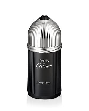 Cartier Pasha Edition Noire Eau de Toilette 3.3 oz