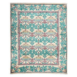 Morris Collection Oriental Rug, 7'10 x 9'10