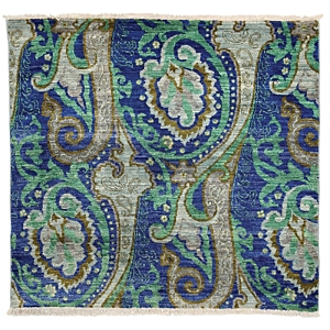 Suzani Collection Oriental Rug, 3'8 x 4'1