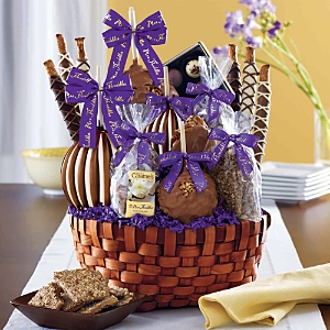 Mrs. Prindable's Premium Signature Deluxe Basket