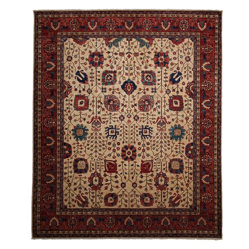 """Bloomingdale's - Oushak Collection Oriental Rug, 8'4"""" x 9'10"""""""