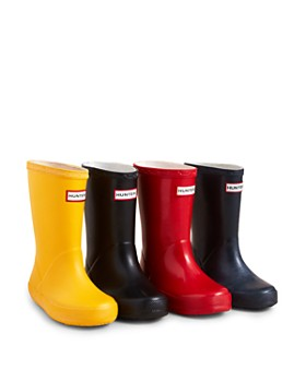 Hunter - Unisex First Rain Boots - Walker, Toddler, Little Kid