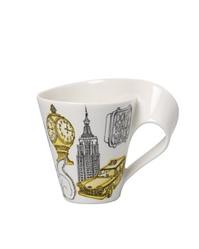 Villeroy & Boch - New Wave Caffé New York Mug