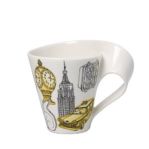 Villeroy & Boch New Wave Caffe New York Mug