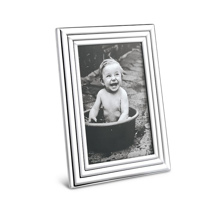 "Georg Jensen - Legacy Frame, 4 x 6"""