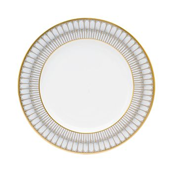 Philippe Deshoulieres - Arcades Green Dinner Plate