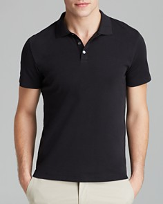 Theory Boyd Census Solid Piqué Polo - Slim Fit - Bloomingdale's_0