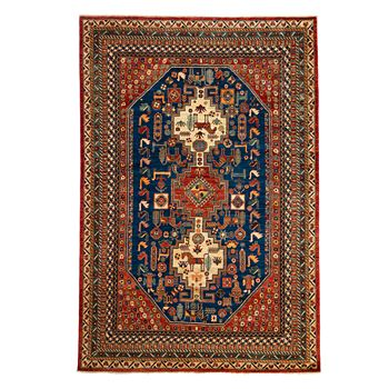 "Bloomingdale's - Adina Collection Oriental Rug, 6'7"" x 9'9"""