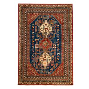 Adina Collection Oriental Rug, 6'7 x 9'9