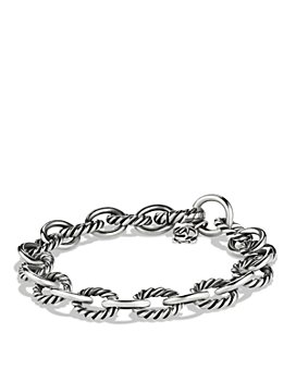 David Yurman - Medium Oval Link Bracelet