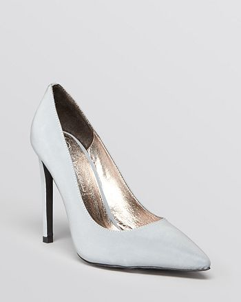 Jeffrey Campbell - Pointed Toe Pumps - Pointy High-Heel