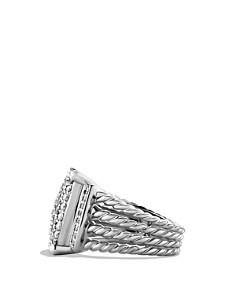David Yurman - Wheaton Ring with Diamonds
