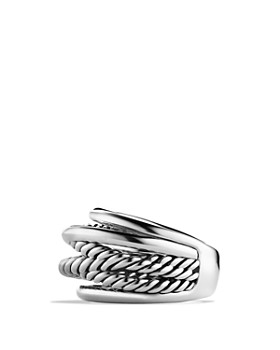 David Yurman - Crossover Narrow Ring