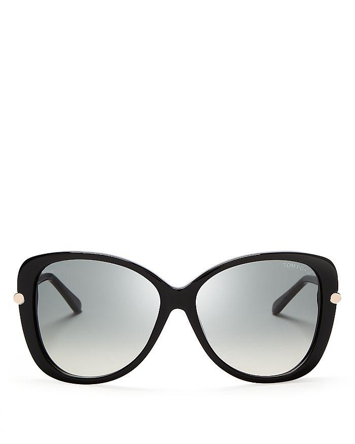 Tom Ford - Women's Linda Oversized Sunglasses, 59mm