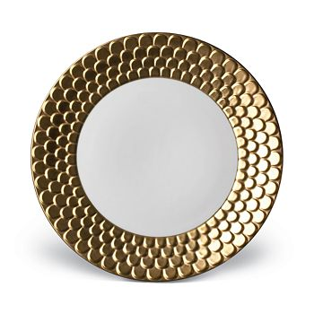 L'Objet - Aegean Sculpted Dinner Plate