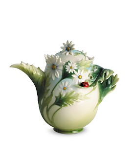 Franz Collection - Ladybug Teapot
