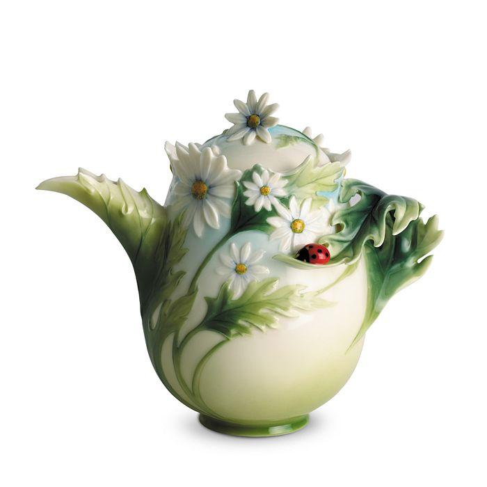 Franz Collection - Ladybug Teapot