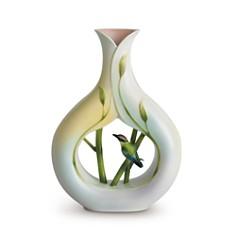 Franz Collection - Bamboo Song Bird Vase