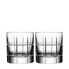 Orrefors Street Specialty Drinkware by Jan Johansson Whiskey Glass, Set of 2 - Bloomingdale's_0