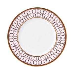 Wedgwood Renaissance Red Dinner Plate