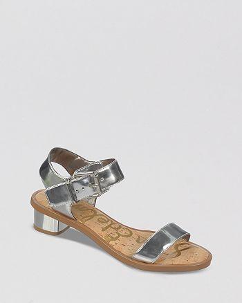 a33257989 Sam Edelman - Open Toe Sandals - Trina Block Heel