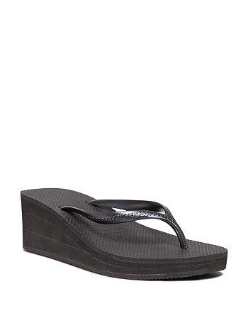havaianas - Women's Platform Wedge Flip-Flops - High Fashion