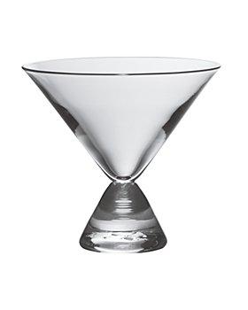 Simon Pearce - Westport Stemless Martini Glass