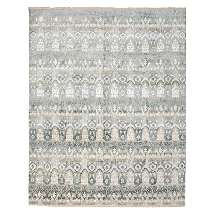 """Bloomingdale's - Ikat Collection Oriental Rug, 8'1"""" x 10'1"""""""