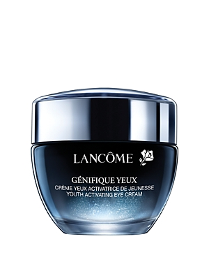 What It Is: Formulated in an elegant gel texture enriched with Genefique technology, Genefique Yeux helps reactivate key signs of youth and fight against visible signs of fatigue. What It Does: See visibly younger, brighter eyes in just 7 days. Dark circles, fine lines, eye bags* and under-eye circles seem to diminish, and the eye area looks fresh and luminous. How To Use It: Use daily for a rested, youthful-looking eye contour, as after a good night\\\'s sleep.
