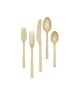 Vera Wang - Polished Gold Flatware