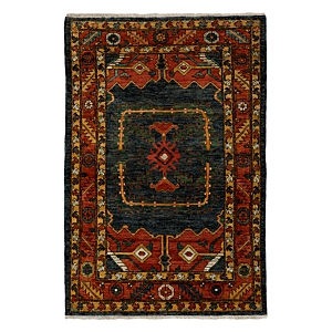Adina Collection Oriental Rug, 4'1 x 5'10