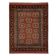 """Bloomingdale's - Adina Collection Oriental Rug, 6' x 7'5"""""""