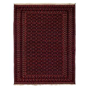 Barjasta Collection Oriental Rug, 6'5 x 8'10