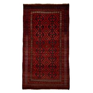 Kuchis Collection Oriental Rug, 5'1 x 9'3