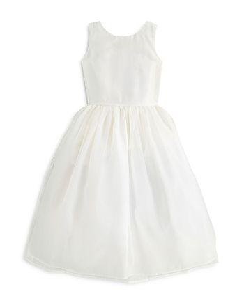 US Angels - Girls' Organza Tank Dress - Big Kid